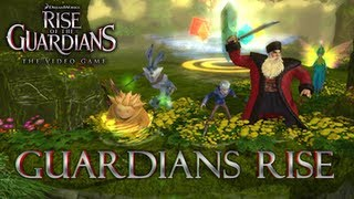 Rise of the Guardians: The Video Game - PS3 / X360 / Wii / NDS / N3DS / Wii U - Guardians Rises