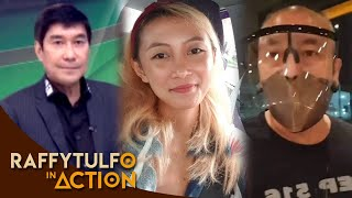 PART 1 | VIRAL VIDEO NG LADY GRAB DRIVER AT POLICE CAPTAIN, INAKSYUNAN!
