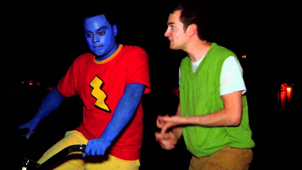 Doug Funnie Freaks Out on Set of Doug: The Movie!! (TNZ ... Quailman Doug Funnie