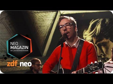 """Olli Schulz - """"Als Musik noch richtig groß war"""" (live) - NEO MAGAZIN - ZDFneo"""