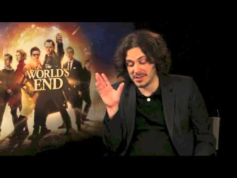 INTERVIEW with EDGAR WRIGHT for The World's End