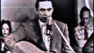 Johnny Cash at Town Hall Party 1958/ Part 1