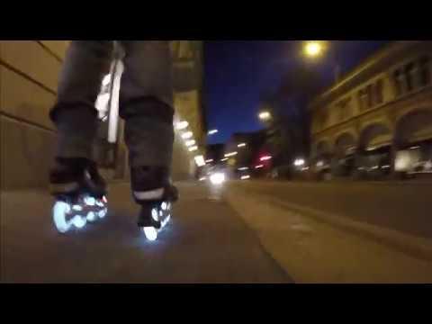 Urban Skating Lugano City - Fothon Wheels