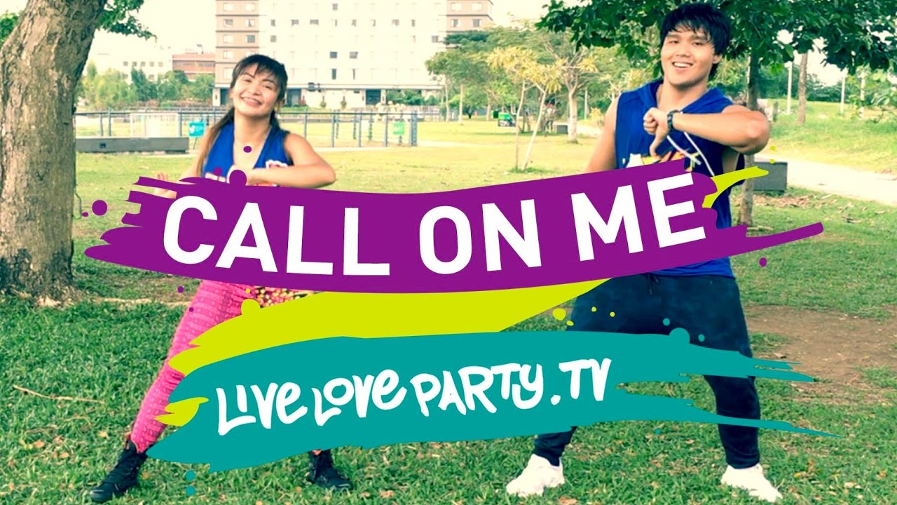 Call On Me | Live Love Party™ | Dance Fitness