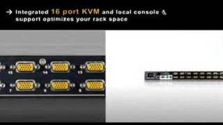 ATEN KN9116 KVM Over the NET-Product Intro Movie