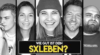 Wie gut ist dein Sxleben? (Fragen mit Melina, Ana, Niek und Cengiz)
