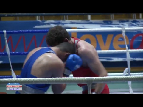 Armenian Boxing Championship 2018 Day 4 Semifinals 25.10.2018