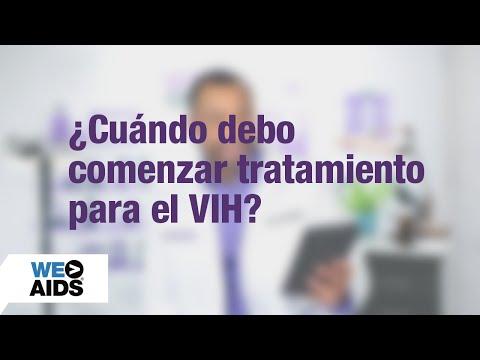 #AskTheHIVDoc En Español: ¿Cuándo Debo Comenzar Tratamiento Para El VIH? (1:02)