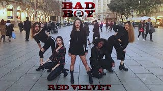 [KPOP IN PUBLIC CHALLENGE]  'Bad Boy' (배드 보이) - Red Velvet (레드벨벳) [Dance Cover by TheBOX]