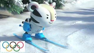 Soohorang, la Mascotte des Jeux Olympiques d'Hiver 2018 à PyeongChang