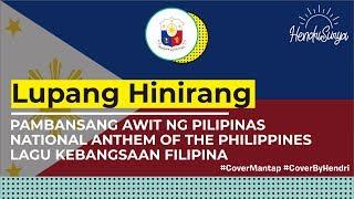 #5: Indonesian sings Lupang Hinirang, National Anthem of the Philippines - #JogjaMendunia