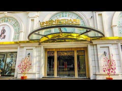 Union Square Shopping Mall Ho Chi Minh Vietnam