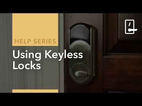 Remote Access with Keyless Door Locks on ADT Pulse
