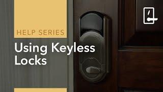Remote Access with Keyless Door Locks on ADT Pulse
