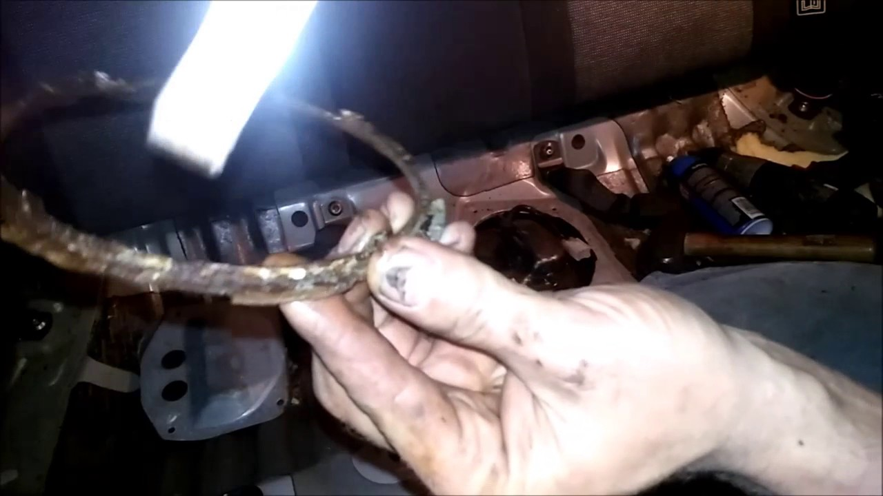 medium resolution of ford escort zx2 mercury tracer fuel pump replacement part 1