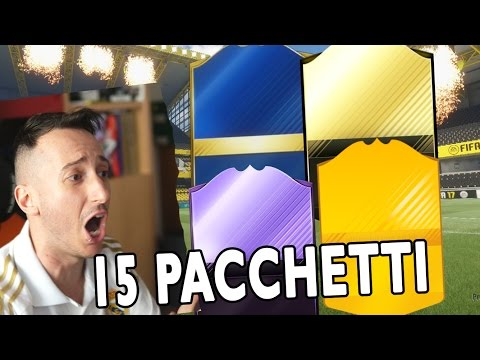 TOTS BPL: HO TROVATO TUTTO IN 15 PACCHETTI!! TOTS, WALKOUT, IF, MOTM, HERO!! - Pack opening fifa 17
