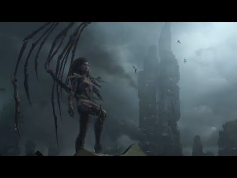 "Trailer ""Vingança"" - StarCraft II: Heart of the Swarm (em português!)"