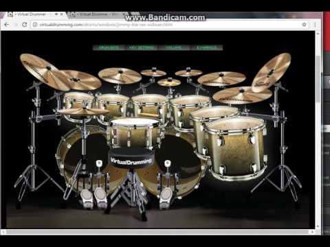 REVENGE THE FATE - KASHMIR (Virtual Drumming Cover)