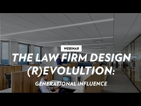 The Law Firm Design Revolution