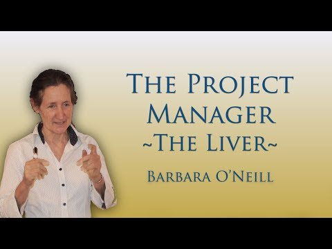 The Project Manager - Barbara O'Neill