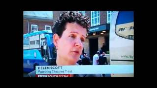 Worthing Theatres Trust on BBC South Today.mp4