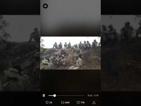 South African defence force singing nobangumama