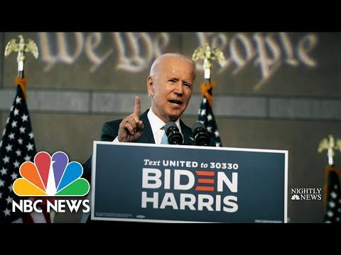 Biden Urges U.S. Senate To Not Act On Any Trump Supreme Court Nominee | NBC Nightly News