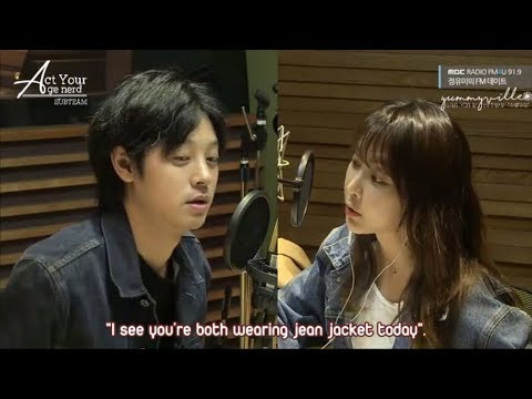 [Engsub][Yummyville x Act Your Age Nerd] Jung Yoo Mi FM Date with Jung Jun Young Part 1