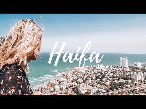 Haifa Travel Vlog: Baha'i Gardens & City Tour! | Israel Part 4