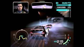 Need for Speed Carbon Duelo De Cañon 1 de 2(Mitsubishi Evo IX -MR)