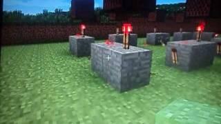 Клёвые механизмы в Minecraft серия 7 (драм машина)