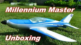 Thumnail for Tower Hobbies Millennium Master Unboxing & Build Impressions - Brushless RC Plane - TheRcSaylors
