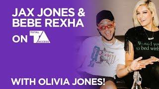 JAX JONES & BEBE REXHA ON TOTAL ACCESS // JESS GLYNNE REJECTED ME! Video