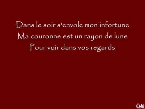 1789- Les amants de la bastille!!! La nuit m'appelle (avec paroles)!!!