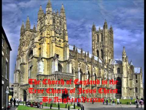 The Church of England is the True Church, Outside of Which There is No Salvation!