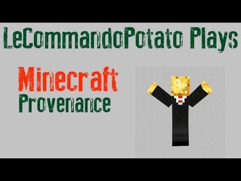 Let's Play Minecraft - Provenance #1 - Dog Base of Doom