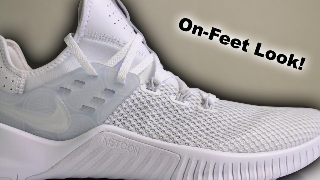Unboxing Nike Free x Metcon CR7 \