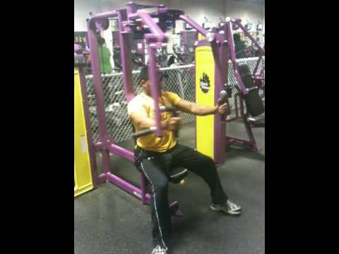 ab machine at planet fitness