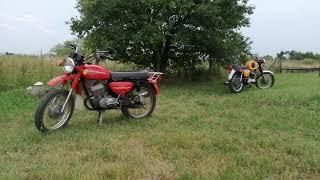 Минск & ИЖ Планета Спорт мотоциклы СССР
