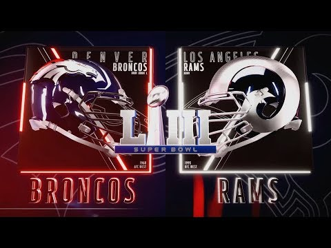 Madden NFL 19 Super Bowl LIII: Broncos Vs. Rams