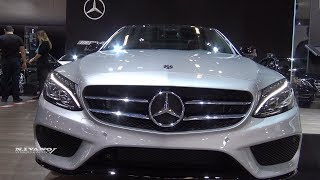 2018 Mercedes C 300 - Exterior And Interior Walkaround - 2018 Montreal Auto Show
