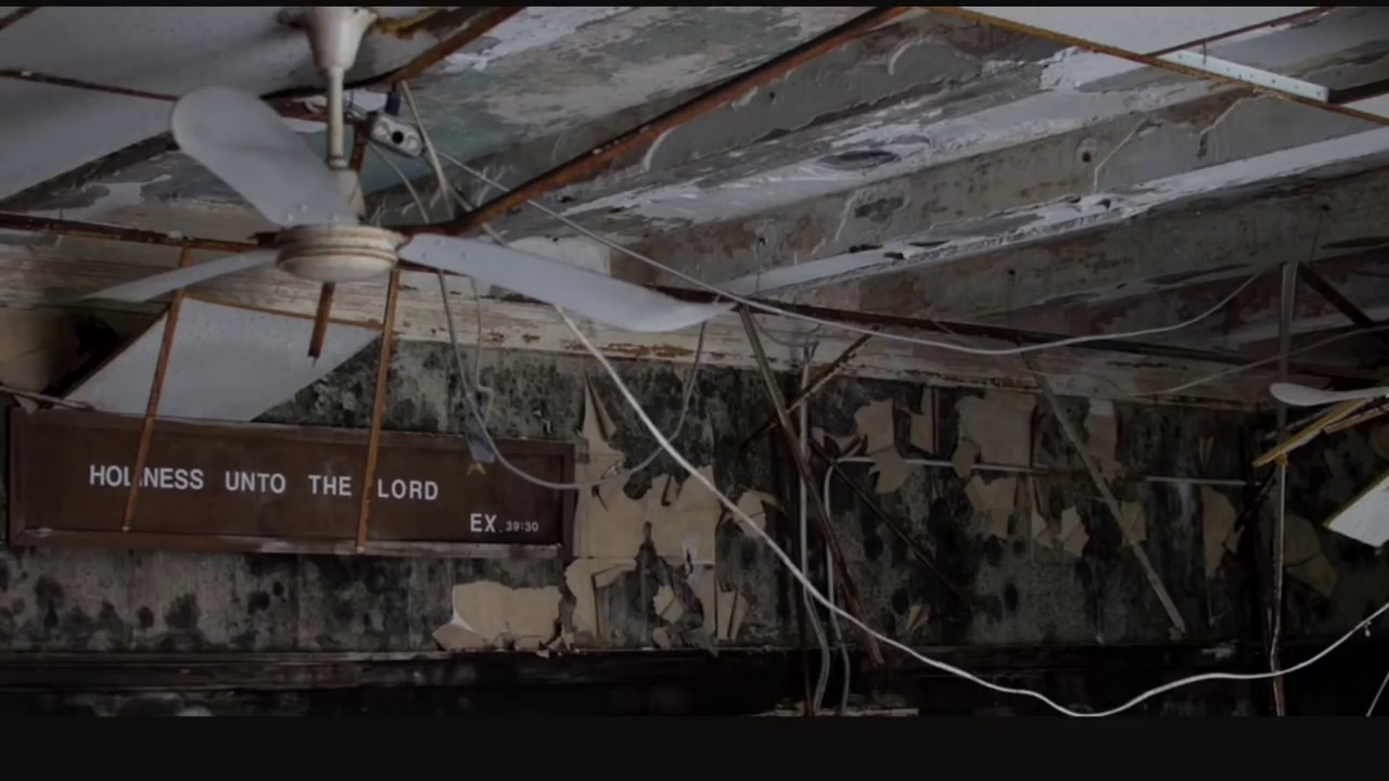 Abused ceiling fan commercial 3 (the return of dead fans) #1