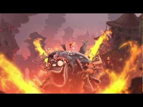 Rayman Legends Black Betty