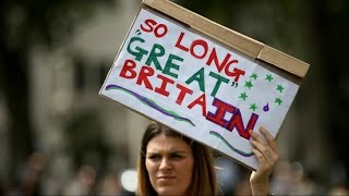 Many Are Reeling After the U.K.