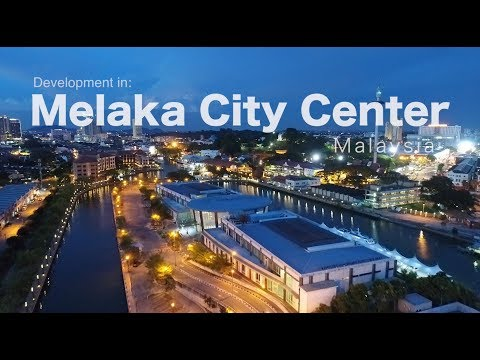 Melaka City Center - Development Update as 29 April 2018