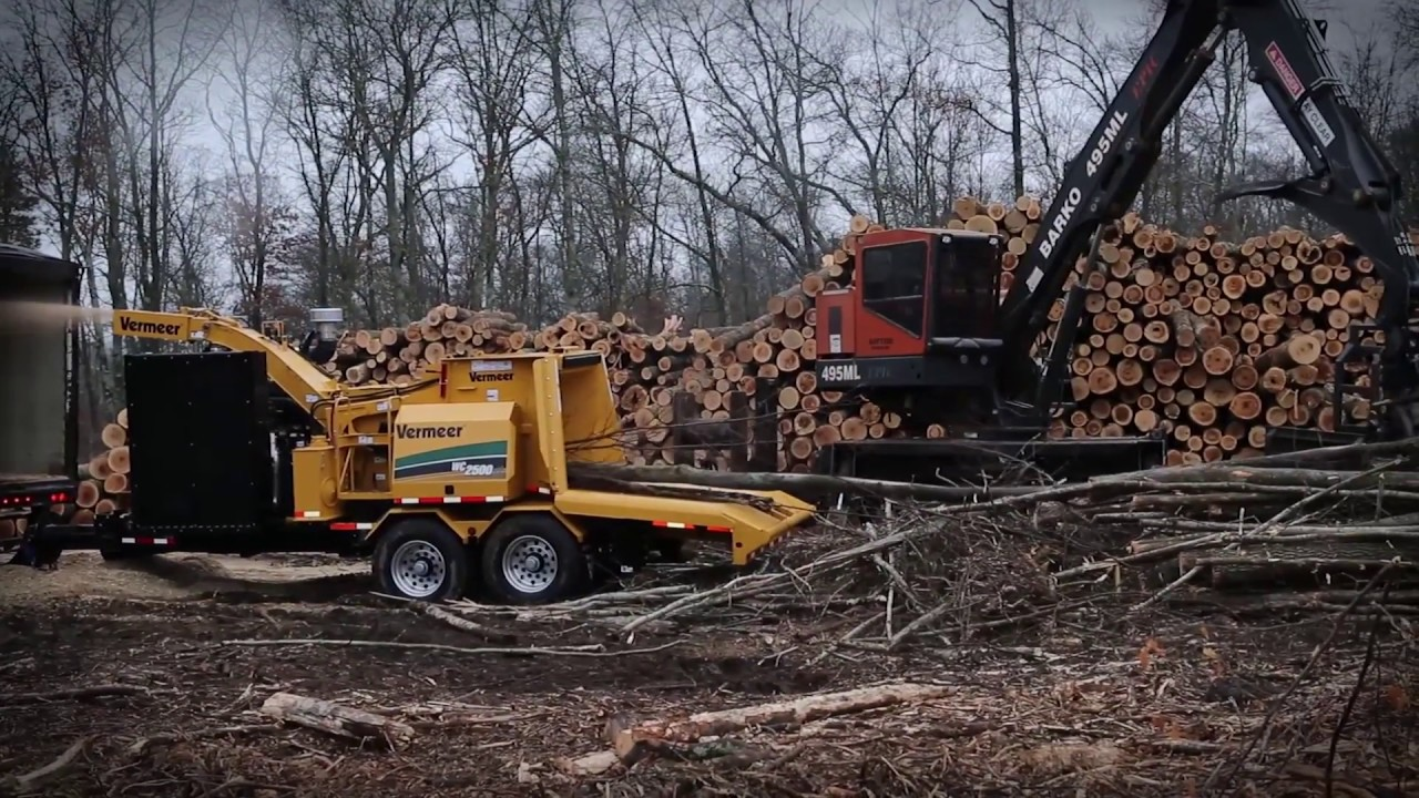 WC2500XL | Equipment | Vermeer