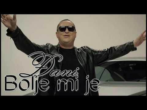 DJANI - BOLJE MI JE (2017)
