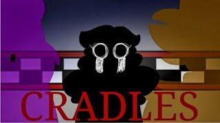 CRADLES Animation Selbst | Fnaf Au/Fnaf Oc (FlipaClip)