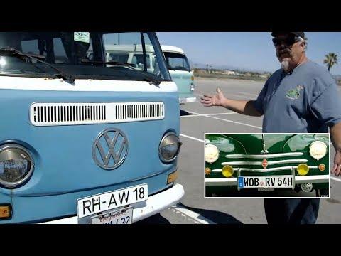 Mythos VW Bulli, Renault 4CV & die Geschichte der Motorroller   WELT DRIVE