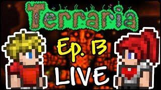 Terraria LIVE | Ep. 13 - 🔥 Golem, Golem Golem! 🔥- w/DoggyAndi